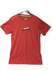 Millet Mens Rocklands Tour T Shirt Short Sleeve Pompeian Red