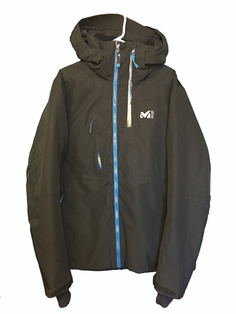 Millet Mens Shelter 3 in 1 Jacket Black/ Noir