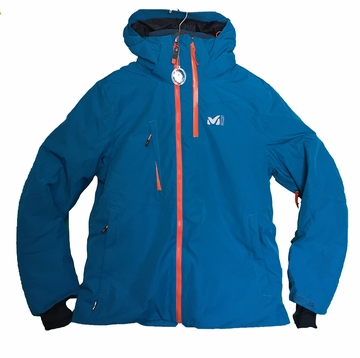 Millet Mens Shelter 3 in 1 Jacket Deep Horizon