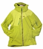 Millet Mens Signal Stretch Jacket Warm Olive/ Tobacco