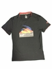 Millet Mens Sirdar Short Sleeve T Shirt Black/ Noir