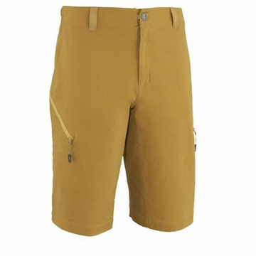 Millet Mens Solo Canvas Short Tobacco