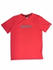 Millet Mens Summit T Shirt Red/ Rouge