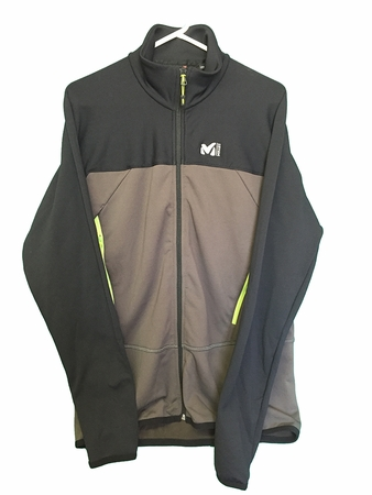 Millet Mens Technostretch Jacket Castelrock/ Noir