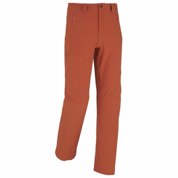 Millet Mens Trekker Stretch Pant Rust
