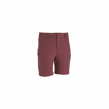 Millet Mens Trekker Stretch Short Burgundy