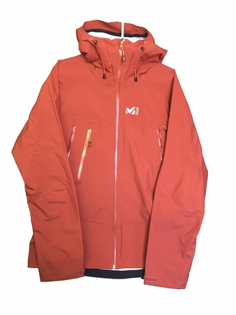 Millet Mens Trident 2.5L Jacket Rust