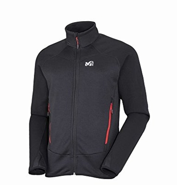 Millet Mens Trident Grid Jacket Black/ Noir