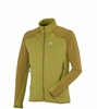 Millet Mens Trident Grid Jacket Warm Olive/ Tobacco