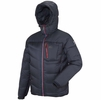 Millet Mens Trilogy Down Hooded Jacket Saphir