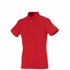 Millet Mens Trilogy Grid Polo Red/ Rouge