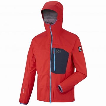 Millet Mens Trilogy GTX WDS Jacket Red/ Rouge