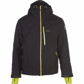 Millet Mens Trilogy Insulated GTX Jacket Black/ Noir