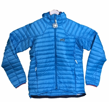 Millet Mens Trilogy Synthetic Down Jacket Light Sky