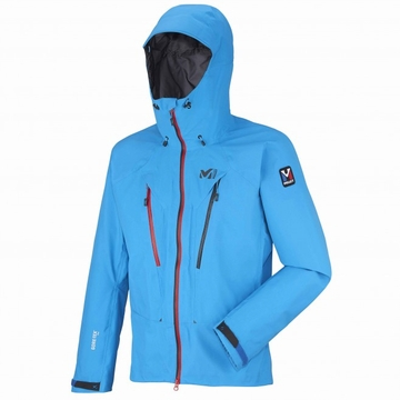 Millet Mens Trilogy V Icon GTX Pro Jacket Light Sky