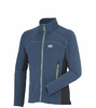 Millet Mens Vector Grid Jacket Majolica Blue