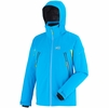 Millet Mens Whistler Stretch Jacket Electric Blue