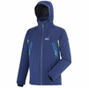 Millet Mens Whistler Stretch Jacket Estate Blue
