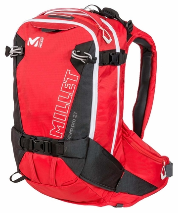 Millet Steep Pro 27 Ski Pack Red/ Rouge