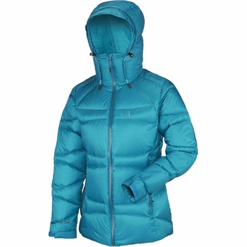 Millet Womens Absolute Down Jacket Deep Horizon