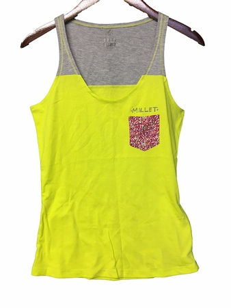 Millet Womens All Ropes Tank Sulphur
