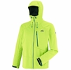 Millet Womens Alpinist Windstopper Hoodie Acid Green