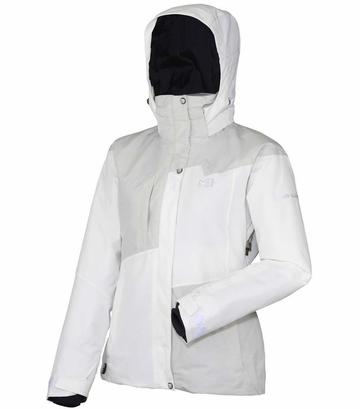 Millet Womens Amaknak Jacket Cloud Dancer