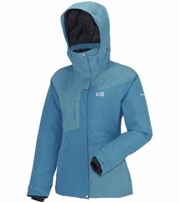 Millet Womens Amaknak Jacket Deep Horizon