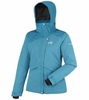 Millet Womens Aniakchak Jacket Deep Horizon