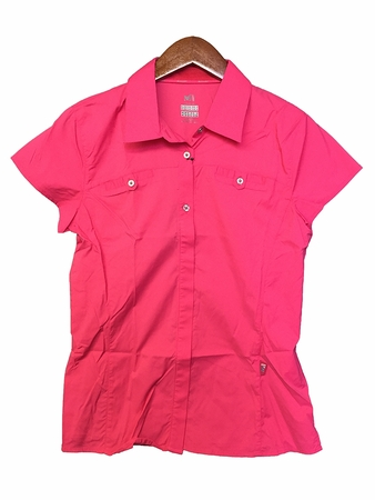 Millet Womens Backcountry Stretch Shirt Azalea