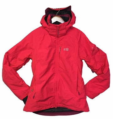 Millet Womens Backeddy Jacket Hibiscus