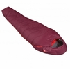 Millet Womens Baikal 1100 Sleeping Bag 32 Degree Regular Velvet Red