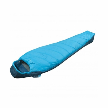 Millet Womens Baikal 750 Sleeping Bag 41F Degree Horizon Blue