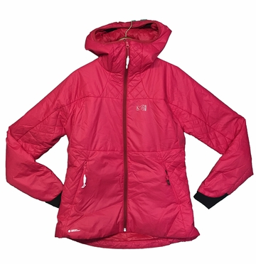 Millet Womens Belay Right Jacket Rouge Carmin