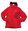 Millet Womens Big White Stretch Jacket Rouge/ Deep Red