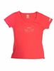 Millet Womens Borah Peak T Shirt Short Sleeve Hibiscus