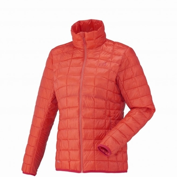 Millet Womens Dry Microloft Jacket Hot Coral