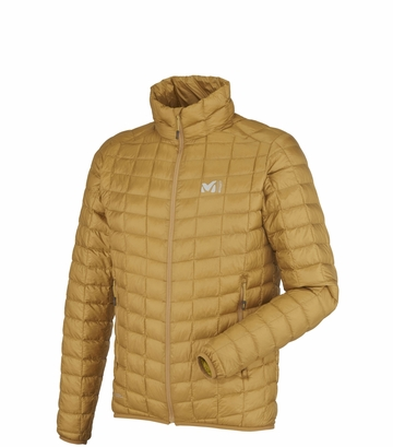 Millet Mens Dry Microloft Jacket Tobacco
