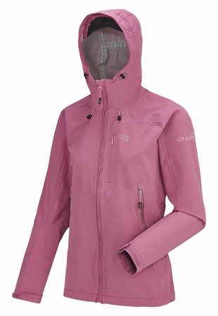 Millet Womens Durban Stretch 2.5 Jacket Bougainville