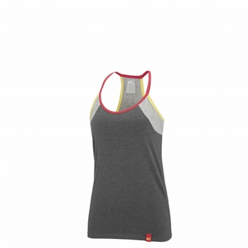 Millet Womens El Cap Tank H Tarmac/ Grey (Close Out)
