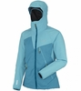 Millet Womens Elevation Windstopper Jacket Deep Horizon/ Horizon Blue (Close Out)