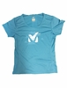 Millet Womens Fog T Shirt Maui Blue