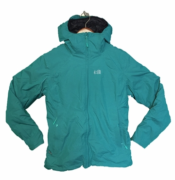 Millet Womens Greenland 3 in 1 Jacket Heather Green