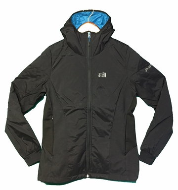 Millet Womens Grepon Primaloft Jacket Black/ Noir