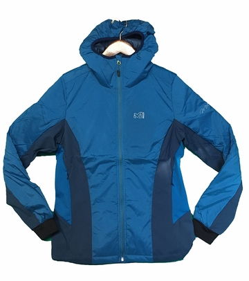 Millet Womens Grepon Primaloft Jacket Majolica/ Deep Horizon (Close Out)