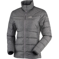 Millet Womens Heel Lift Down Jacket Deep Heather