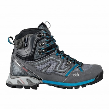 Millet Womens High Route Mesh Aqua/ Dark Grey