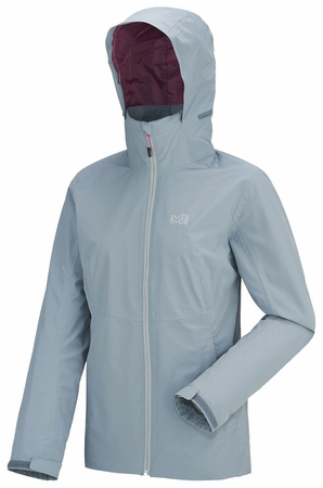 Millet Womens Highland 2L Jacket Steel