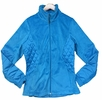 Millet Womens Hybrid Highloft Jacket Horizon Blue