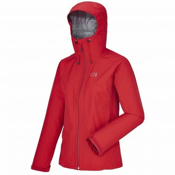 Millet Womens Hymal Pass 3L Jacket Red/ Rouge (Close Out)